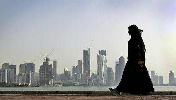 Поглед на Доху у Катару - Sputnik Србија