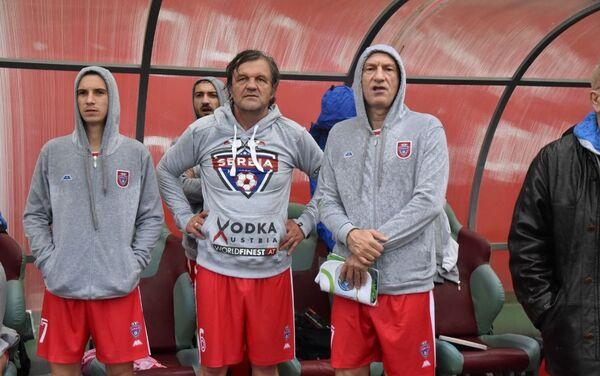 Art fudbal, reprezentacija Srbije - Sputnik Srbija