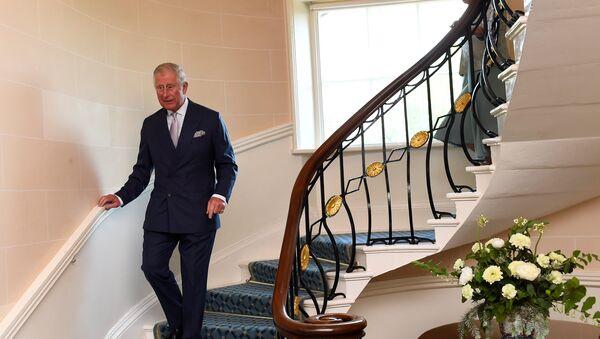 Британски принц Чарлс у дворцу Хилсбороу у Северној Ирској - Sputnik Србија
