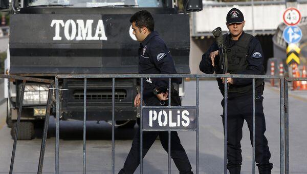Турска полиција - архивска фотографија - Sputnik Србија