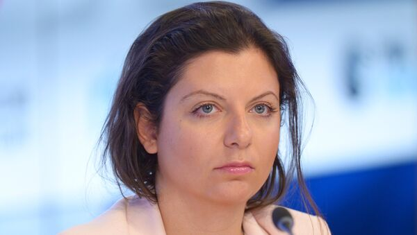 Glavna urednica Sputnjika Margarita Simonjan - Sputnik Srbija