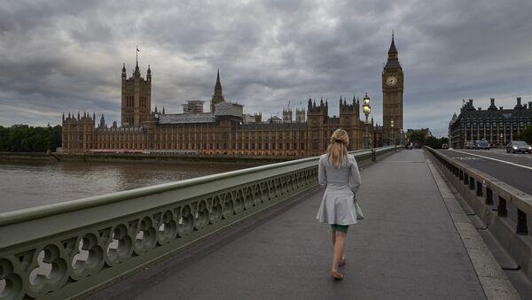 London, parlament - Sputnik Srbija