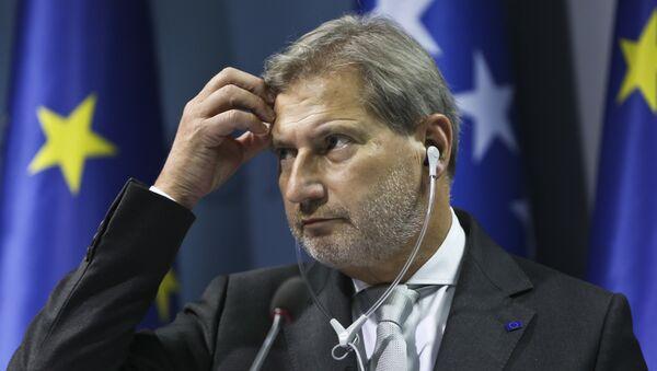 Johanes Han - Sputnik Srbija