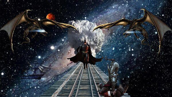 Betmen - Sputnik Srbija