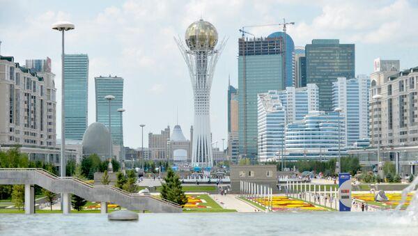 Astana, prestonica Kazahstana - Sputnik Srbija
