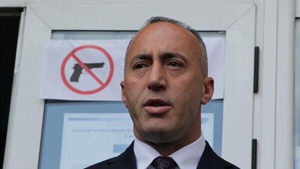 Ramuš Hardinaj lider Alijanse za budćnost Kosova - Sputnik Srbija