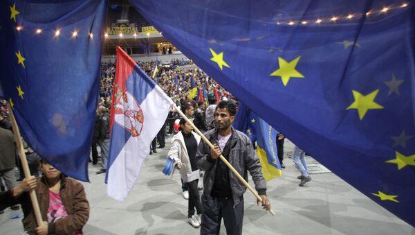 Србија-ЕУ - Sputnik Србија