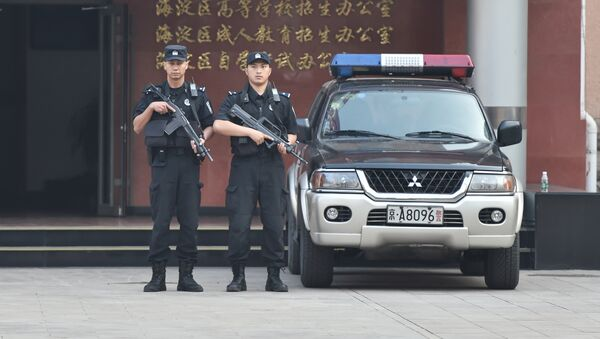 Kineska policija  - Sputnik Srbija