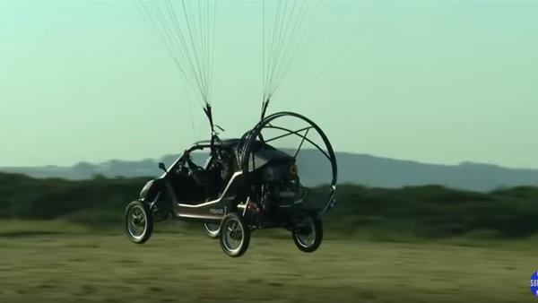 Летећи аутомобил пегаз - Sputnik Србија