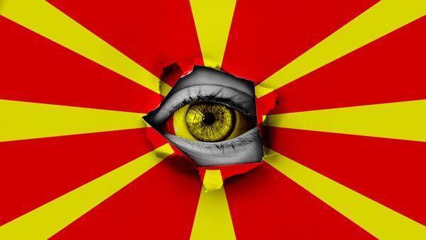 Makedonija - ilustracija - Sputnik Srbija