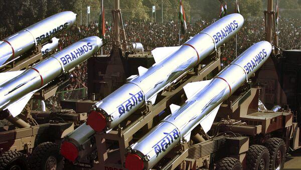 """Rusko-indijske rakete """"Bramos"""" - Sputnik Srbija"""
