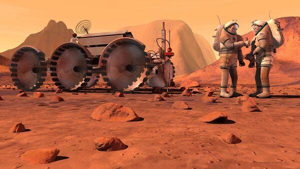 Колонизација Марса - Sputnik Србија