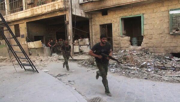 Sirijski vojnici - Sputnik Srbija