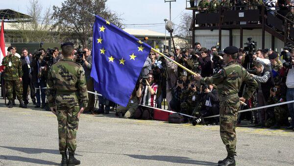 Ceremonija NATO EUFOR - Sputnik Srbija