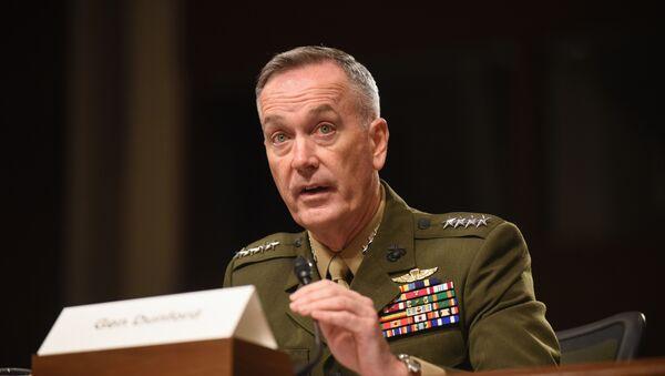 Амерички генерал Џозеф Данфорд - Sputnik Србија