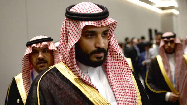 Saudijski princ Muhamed bin Salman el Saud - Sputnik Srbija