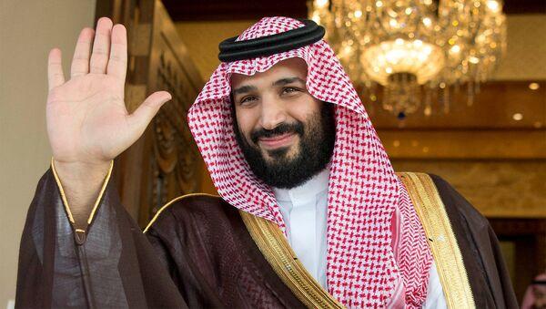 Саудијски принц Мухамед бин Салман ел Сауд - Sputnik Србија