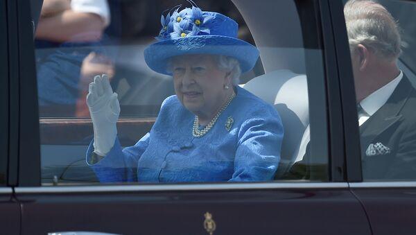 Britanska kraljica Elizabeta druga. - Sputnik Srbija