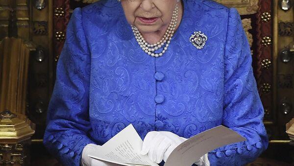 Kraljica Elizabeta - Sputnik Srbija