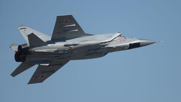 Avion MiG-31 - Sputnik Srbija