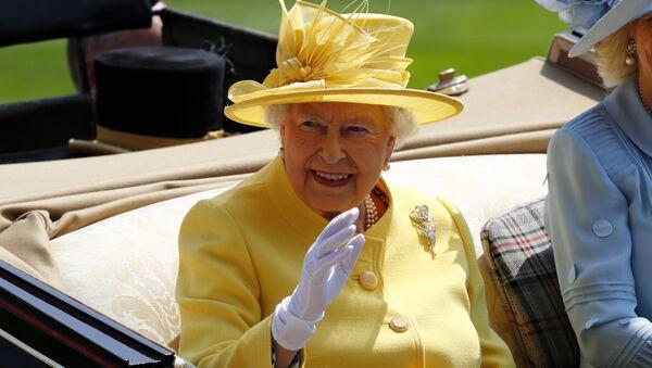 Britanska kraljica Elizabeta. - Sputnik Srbija