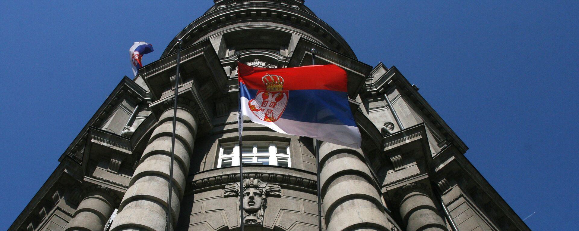 Vlada Republike Srbije - Sputnik Srbija, 1920, 23.07.2021