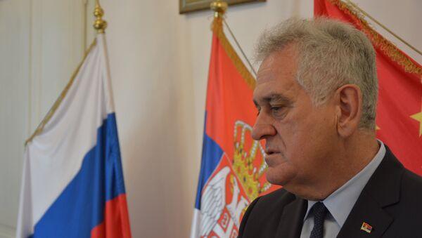 Bivši predsednik Srbije Tomislav Nikolić - Sputnik Srbija