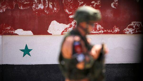 Sirijski vojnik - Sputnik Srbija