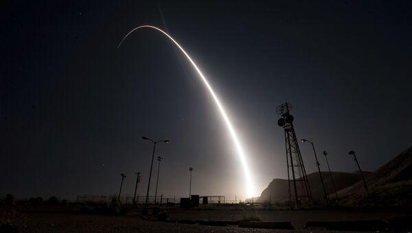 Balistička raketa - Sputnik Srbija