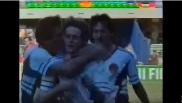 Драган Стојковић Пикси, Италија 1990. осмина финала Шпанија - Sputnik Србија
