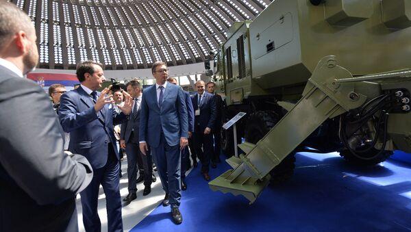 Сајам наоружања - Sputnik Србија