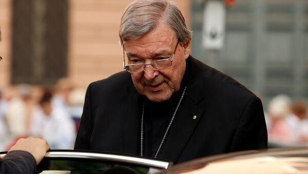 Australijski kardinal Džordž Pel. - Sputnik Srbija