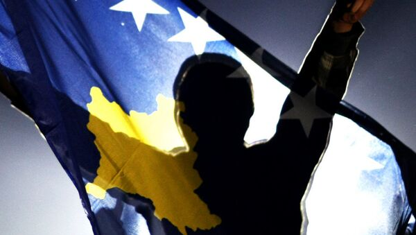 Косовска застава - Sputnik Србија