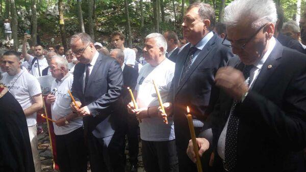 Dan sećanja na Jadovno - Sputnik Srbija