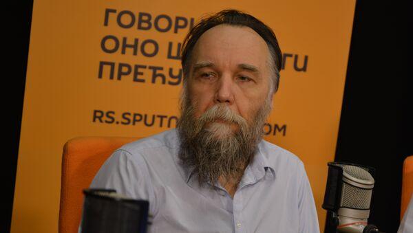 Aleksandar Dugin - Sputnik Srbija