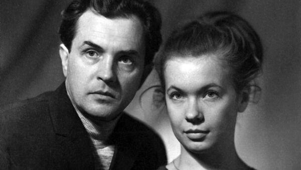 Aleksandar i Olga Zinovjev, 1969. godine - Sputnik Srbija