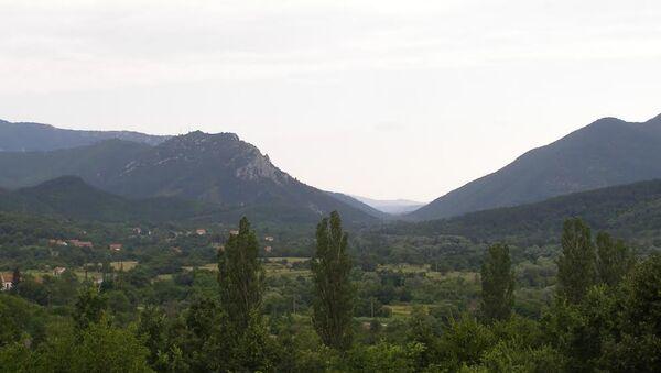 Стрмица, место где се граниче Босна, Лика и Далмација - Sputnik Србија
