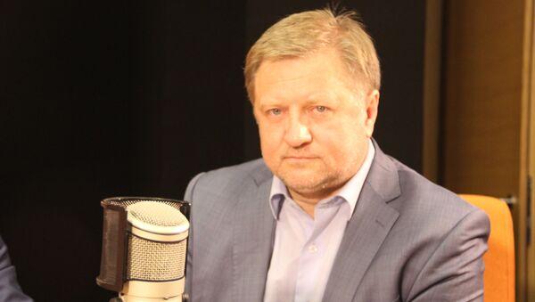 Владимир Лепехин, коментатор МИА Росија севодња - Sputnik Србија