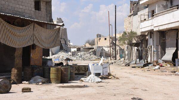 Сиријски град Алеп - Sputnik Србија
