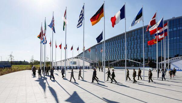 Седиште НАТО-а у Бриселу - Sputnik Србија