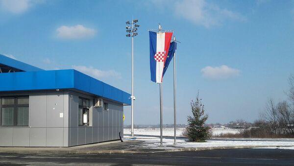 Хрватска граница - Sputnik Србија