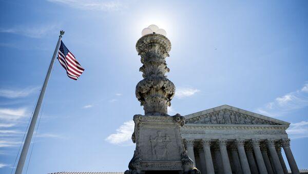 Амерички врховни суд у Вашингтону - Sputnik Србија