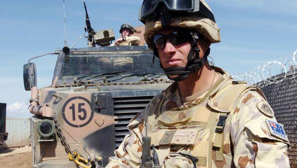 Аустралијски војници у саставу НАТО-а - Sputnik Србија