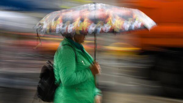 Kiša - Sputnik Srbija