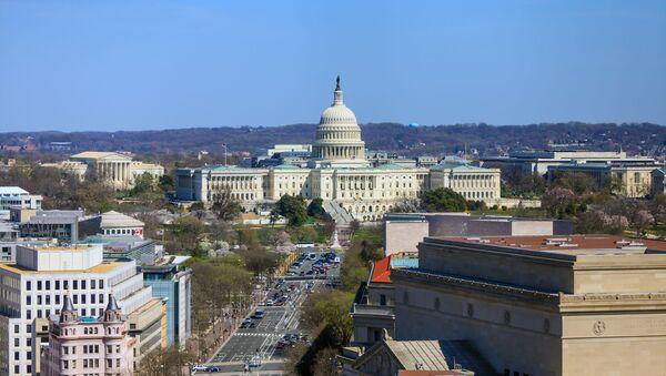 Поглед на Вашингтон - Sputnik Србија