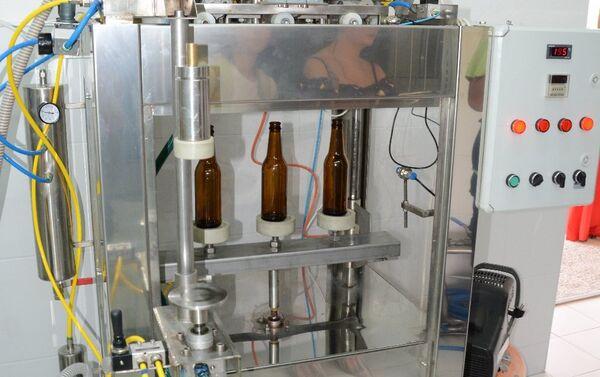 Манастир Бањска,машине најсавременије технологије за производњу пива - Sputnik Србија