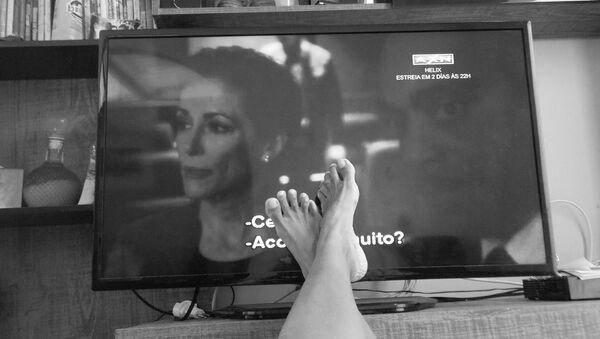 Odmor uz TV. - Sputnik Srbija