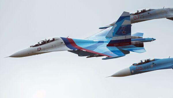 """""""Руски соколови"""", јединствена авио-група која лети на свим модификацијама авиона. - Sputnik Србија"""