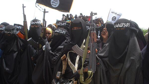 Припаднице сомалијске исламистичке групе Шабаб - Sputnik Србија