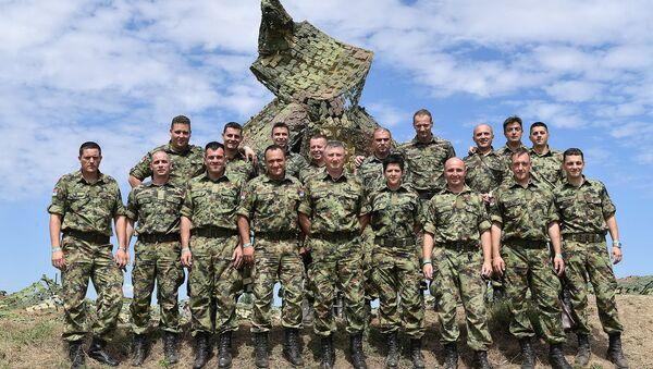 Na poligonu Bugarske armije Šabla u toku su intenzivne pripreme - Sputnik Srbija